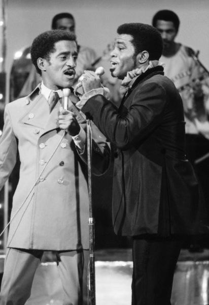 "Sammy Davis Jr. and James Brown on ""The Hollywood Palace""1969** I.V.M. - Image 0009_2384"