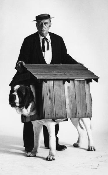 Buster Keaton at the Avery Studio1964© 1978 Sid Avery - Image 0014_0043