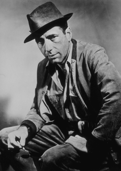 "Humphrey Bogart""They Drive By Night""1940 Warner Bros.MPTV - Image 0015_1404"