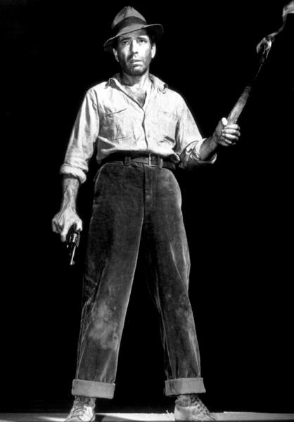 Humphrey Bogart, circa 1945.MPTV - Image 0015_1419