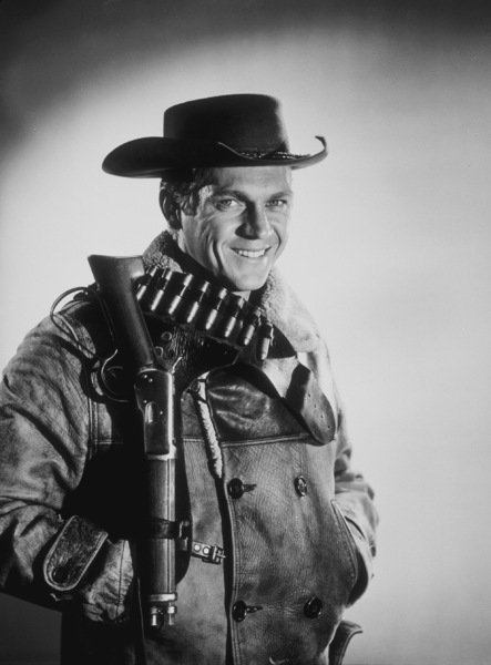 """Steve McQueen""""Wanted: Dead or Alive""""1958 CBSPhoto by Gabi RonaMPTV - Image 0019_0310"""
