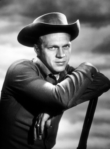"""Steve McQueen""""Wanted: Dead or Alive""""C. 1958 CBSPhoto by Gabi RonaMPTV - Image 0019_0766"""