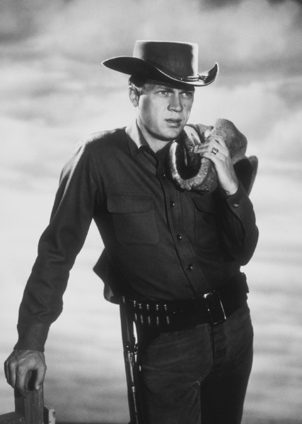 """Steve McQueen""""Wanted: Dead or Alive""""C. 1958 CBSPhoto by Gabi RonaMPTV - Image 0019_0769"""