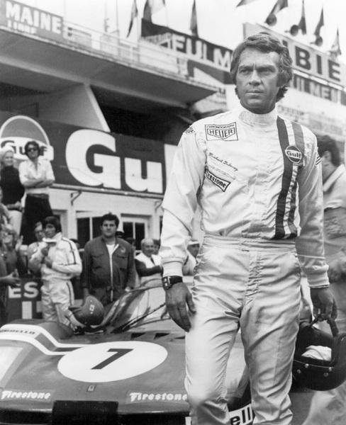 """Le Mans""Steve McQueen1971 National General PicturesPhoto by Mel Traxel** I.V. - Image 0019_0951"
