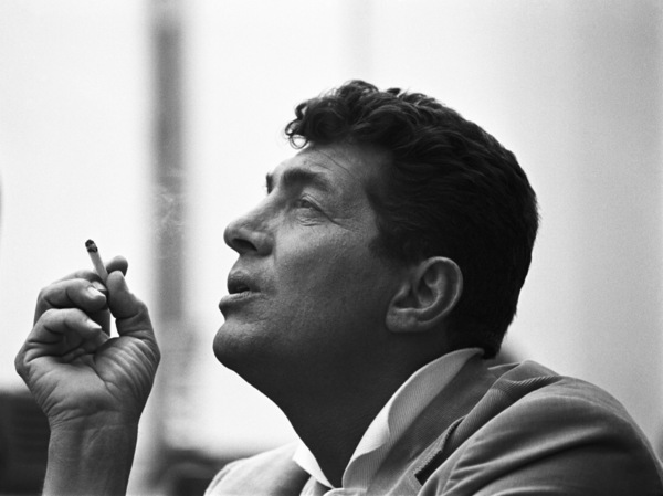 Dean Martin during a break from his television show in Hollywood1961© 1978 Sid Avery - Image 0022_0007