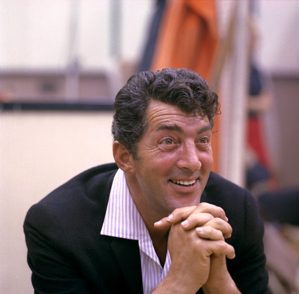 Dean Martinat a United Record Recording SessionDecember 1964 © 1978 Ed Thrasher - Image 0022_1391