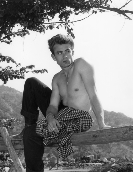 """James Dean in """"East of Eden""""1954Photo by Floyd McCarty - Image 0024_0217"""