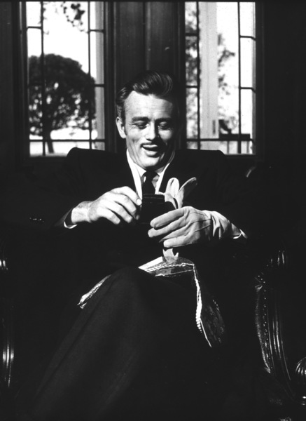"James Dean in ""Giant.""1955 Warner / MPTVPhoto by Floyd McCarty - Image 0024_0467"