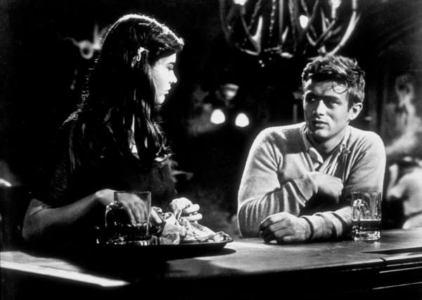 "James Dean and Lois Smith in""East of Eden.""1955 Warner / MPTVPhoto by Floyd McCarty - Image 0024_0491"