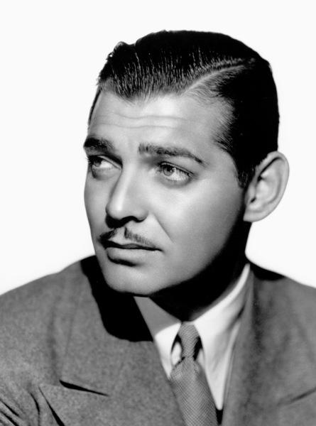 Clark Gable, c. 1933. © 1978 C. S. BullMPTV - Image 0025_0088