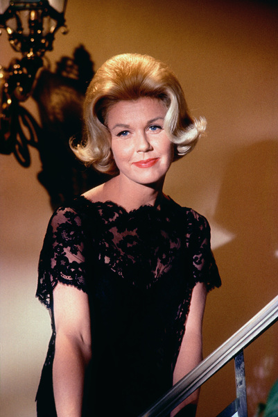 """Doris Daypublicity portrait for """"Midnight Lace""""1960 © 1978 Bob Willoughby - Image 0025_2367"""