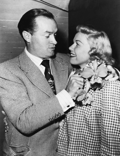 Bob Hope and Doris Day circa 1949** B.D.M. - Image 0025_2482