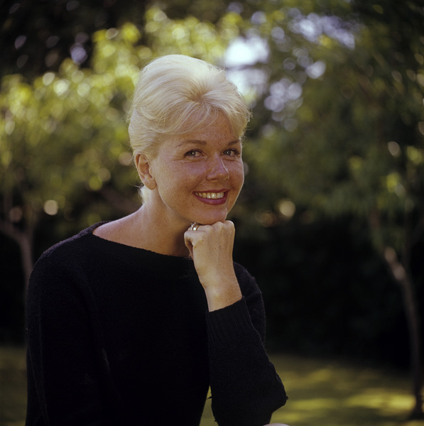 Doris Day1961© 1978 Bob Willoughby - Image 0025_2494
