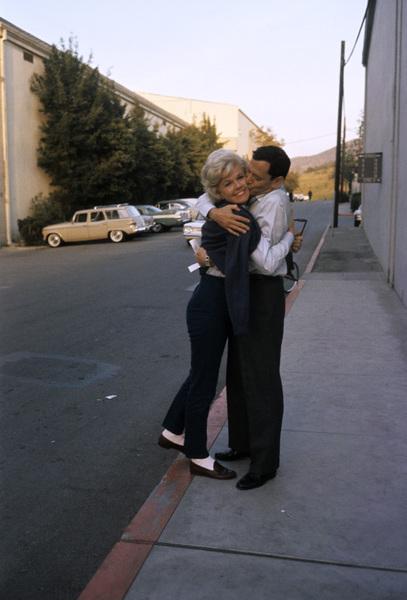 Doris Day and Tony Randall1961© 1978 Bob Willoughby - Image 0025_2532