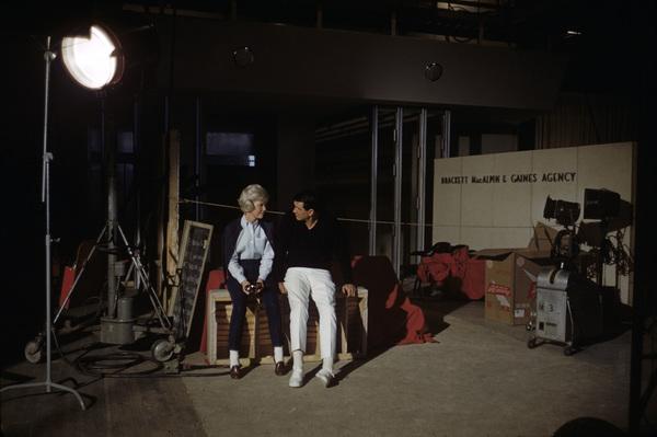 """Lover Come Back""Doris Day, Rock Hudson1961© 1978 Bob Willoughby - Image 0025_2533"