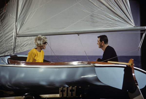 """Lover Come Back""Doris Day, Rock Hudson1961© 1978 Bob Willoughby - Image 0025_2537"