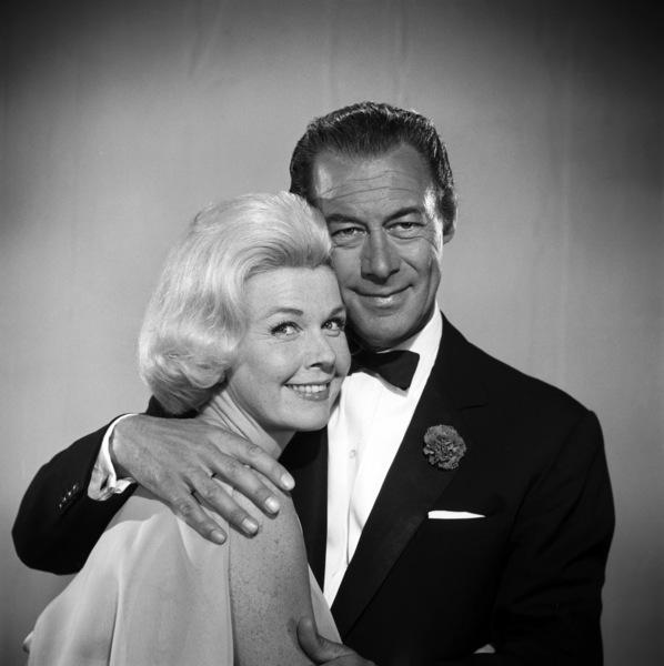 """Midnight Lace""Doris Day, Rex Harrison1960© 1978 Bob Willoughby - Image 0025_2547"