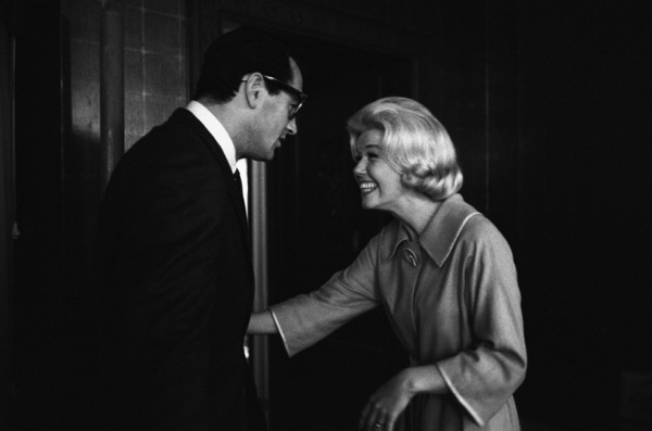 """Midnight Lace""Rock Hudson, Doris Day1960© 1978 Bob Willoughby - Image 0025_2558"