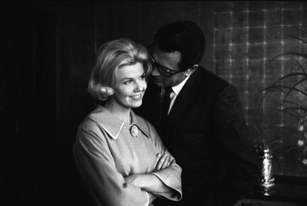 """Midnight Lace""Doris Day, Rock Hudson1960© 1978 Bob Willoughby - Image 0025_2560"