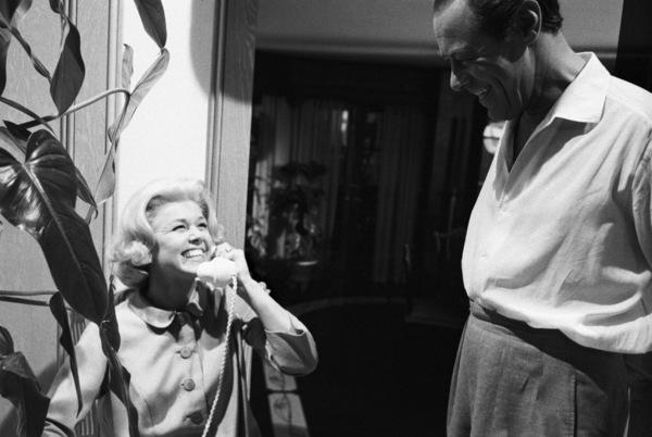 """Midnight Lace""Doris Day, Rex Harrison1960© 1978 Bob Willoughby - Image 0025_2572"