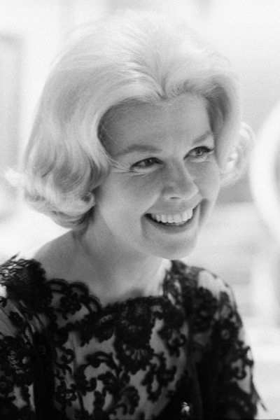 """""""Midnight Lace""""Doris Day1960© 1978 Bob Willoughby - Image 0025_2573"""
