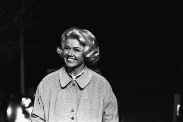 """""""Midnight Lace""""Doris Day1960© 1978 Bob Willoughby - Image 0025_2579"""