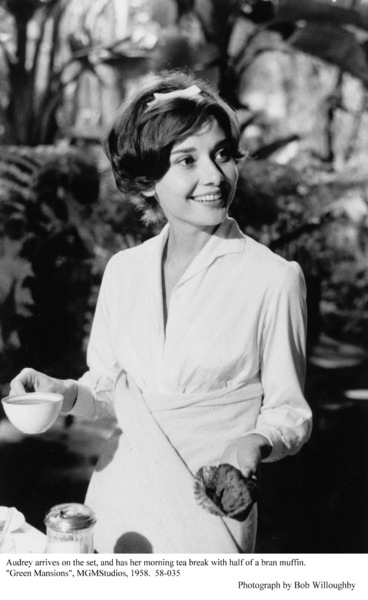 """Green Mansions""Audrey Hepburn1958 / MGM(c) 1978 Bob Willoughby - Image 0033_2358"