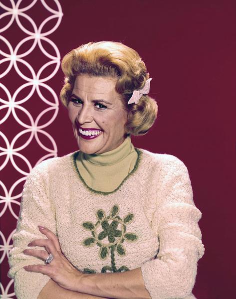 "Rose Marie in ""The Dick Van Dyke Show""1965Photo by Gabi Rona - Image 0044_0003"