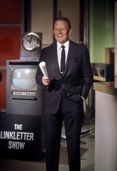 """Art Linkletter hosting """"The Art Linkletter Show""""circa 1963 - Image 0046_1213"""