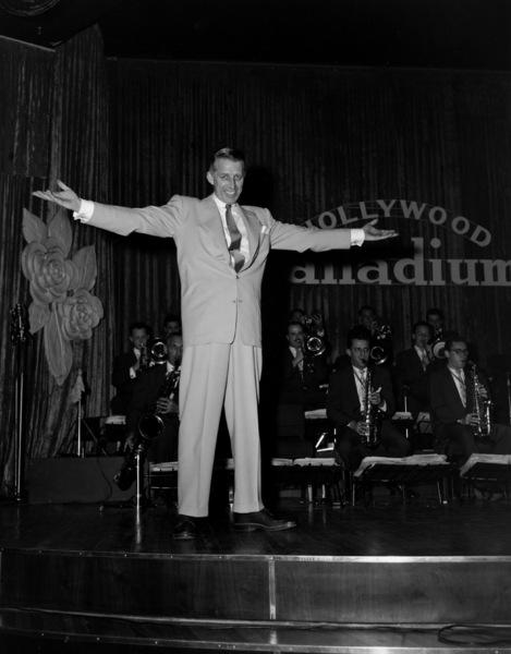 Stan Kenton at the Hollywood Palladium1953© 1978 Sid Avery - Image 0057_0003