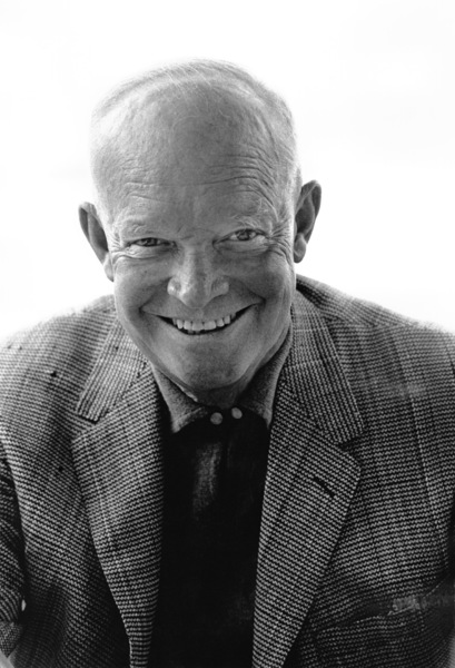 Dwight D. Eisenhower at home in Palm Springs, CA1961 © 1978 Sid Avery - Image 0060_0002