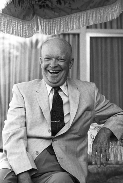Dwight D. Eisenhower1961© 1978 Sid Avery - Image 0060_0241