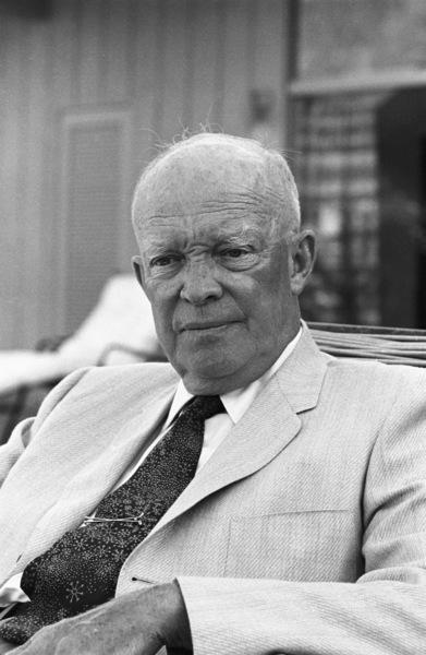 Dwight D. Eisenhower1961© 1978 Sid Avery - Image 0060_0243
