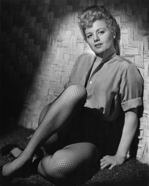 "Shelley Winters in ""I Died a Thousand Times"" 1955 Warner Brothers Photo by Bert Six - Image 0065_0155"