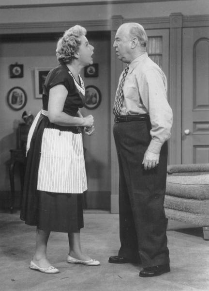 """I Love Lucy""Vivian Vance, William Frawleycirca 1956 - Image 0069_0712"