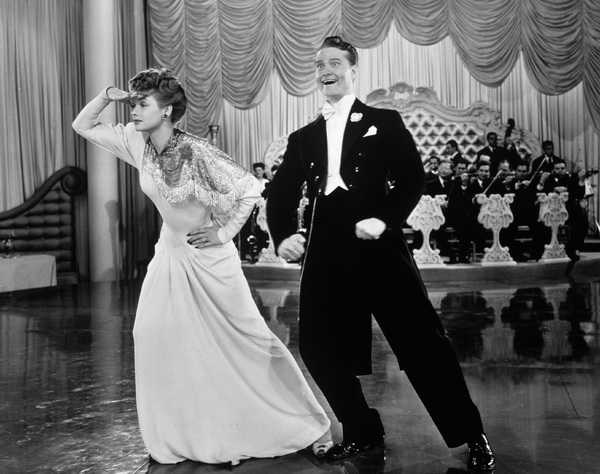 """""""Du Barry Was a Lady""""Lucille Ball, Red Skelton1943 MGM - Image 0069_0901"""