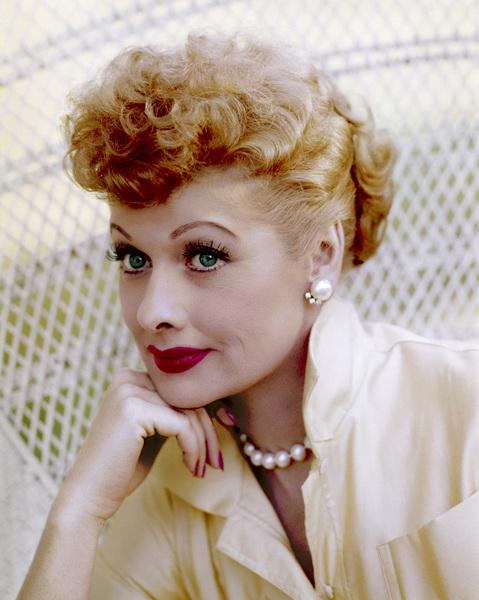 Lucille Ballcirca 1960 ** H.L. - Image 0069_2081