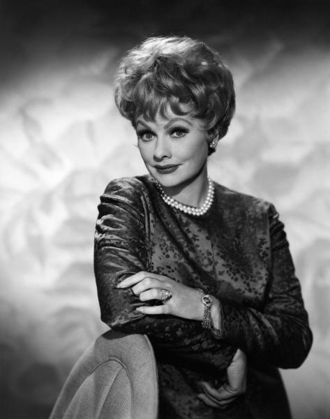 Lucille Ballcirca 1962Photo by Gabi Rona - Image 0069_2222