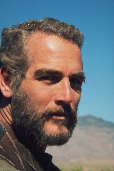 "Paul Newman in ""The Life and Times ofJudge Roy,"" 1972. © 1978 Wallace Seawell - Image 0070_2307"