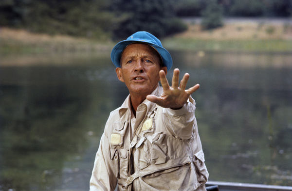 Bing Crosby  1977© 1978 Gunther - Image 0073_2122