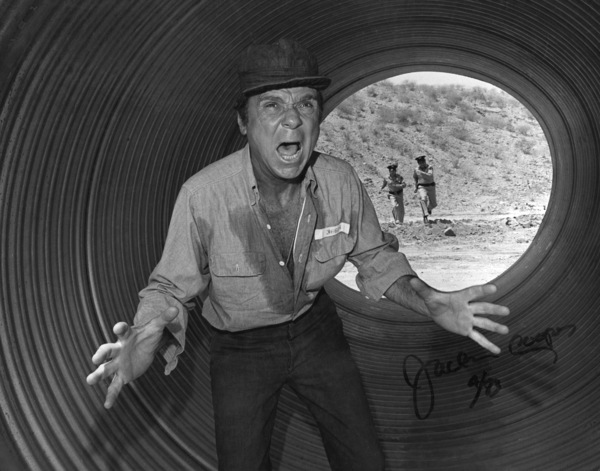 """The F.B.I."" (episode: Break-In)Jackie Cooper1973Photo by Wynn Hammer - Image 0078_0540"