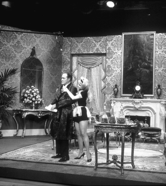 "Bob Hope on the ""Bob Hope TV Special""1968 © 1978 Gene Howard - Image 0173_0442"