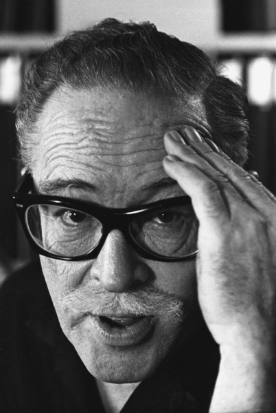 Dalton Trumbo in his office1961© 1978 Sid Avery - Image 0265_0010