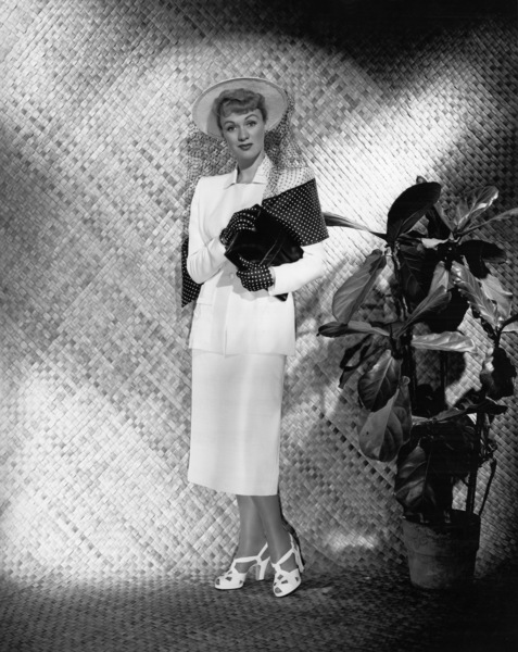 """Eve Arden in """"The Voice of the Turtle1947 Warner BrothersPhoto by Bert Six - Image 0287_0115"""