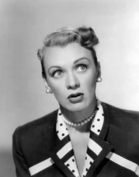 "Eve Arden in ""One Touch of Venus""1948 Universal** B.D.M. - Image 0287_0503"