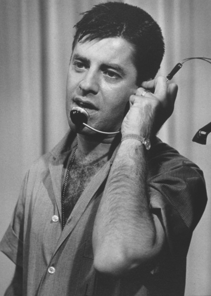 Jerry Lewis1958  Photo by Gerald Smith - Image 0292_0502