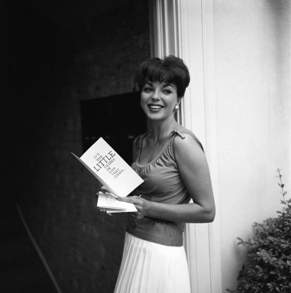 Joan Collins1958© 1978 Sid Avery - Image 0299_0239