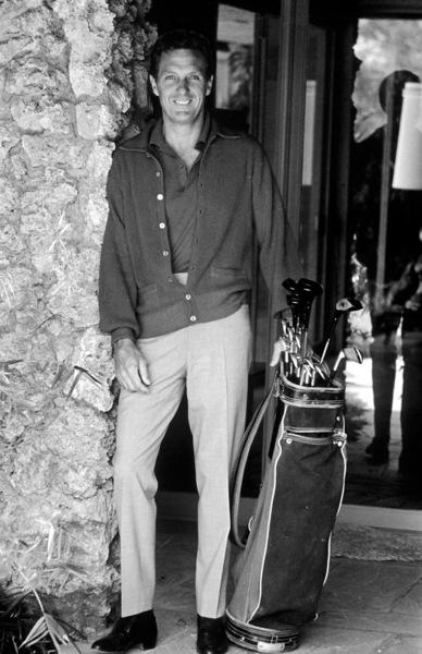 Robert Stack1961 © 1978 Gene Trindl - Image 0314_0120