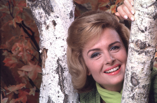 Donna Reed, 1963. © 1978 Sid Avery - Image 0323_0016