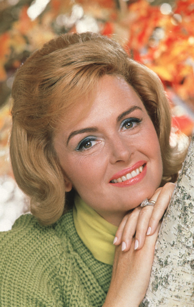 Donna Reed, 1963. © 1978 Sid Avery - Image 0323_0114